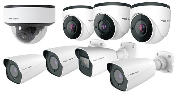 Techson kamerák
